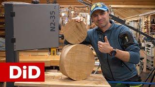 938. Miski z drewna litego. Jak przygotować drewno do dosychania? Bowl blanks.