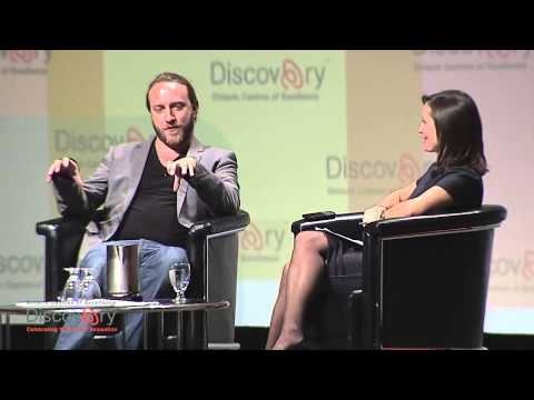 Discovery 15: Chad Hurley Keynote (Best of Session) - YouTube