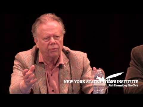John Lahr Discusses Tennessee Williams at the NYS Writers Institute in 2014