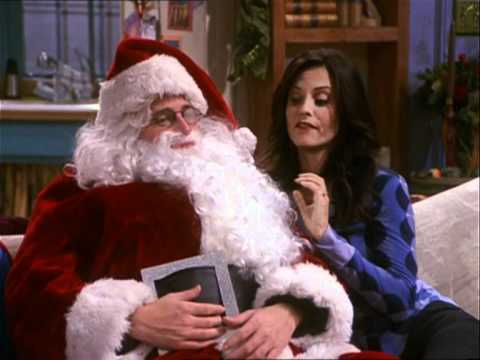 Christmas Armadillo Friends.Courteney Cox And Matthew Perry Friends Tow The Holiday Armadillo Extended Scene