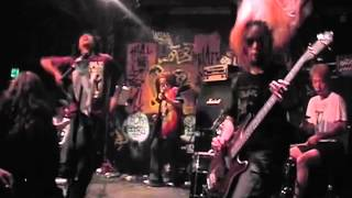 UNHOLY GRAVE - 6/28/02 @ 924 Gilman St, Berkeley, CA - FULL SET