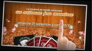 "Scrapok - Tournoi ""un automne pas monotone"""