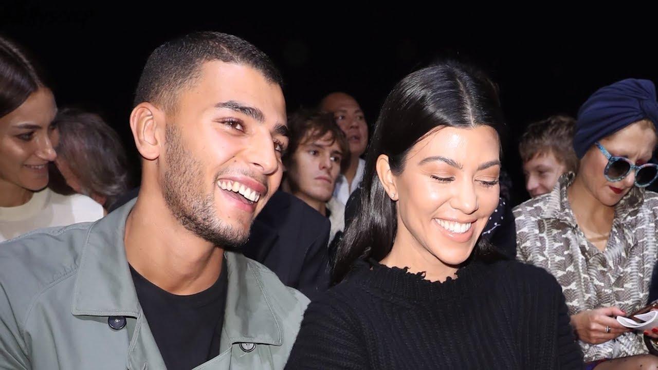 Kourtney kardashian dating while scott was in dubai