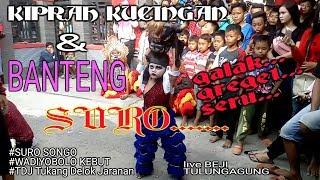 Kucing Bantengan Suro....feat Suro Songo Di Beji Tulungagung