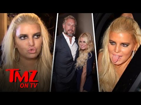 Jessica Simpson Lets Loose For Husband Eric Johnson's Birthday | TMZ TV