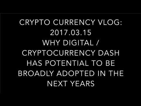 Is it likely cryptocurrency will be adopted