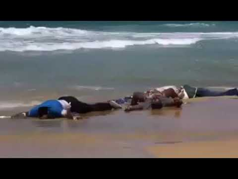 Mediterranean Sea Becomes A Cemetery For African Immigrants