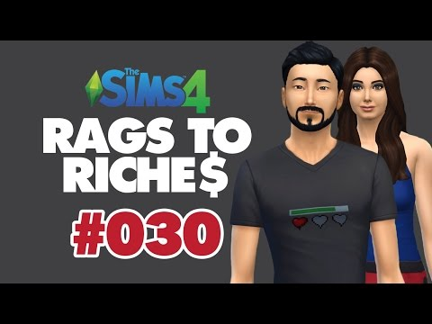 Let's Play: The Sims 4 Get Together: Rags To Riches 030 (Atari Legacy)  