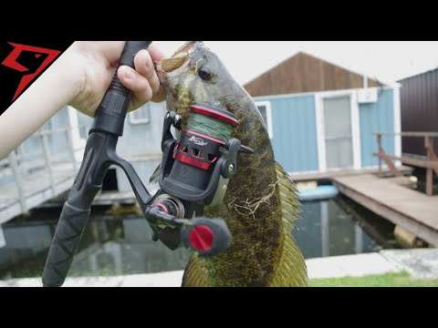 Piscifun Honor 2000-Line Spooler-Braid Line Review and Demenstration -Water Warrior Fishing