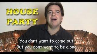 Sam Hunt - House Party Lyrics cover by Randy Thomas Mp3