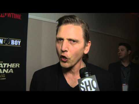 Barry Pepper - Pre-Fight at Mayweather vs. Maidana PPV
