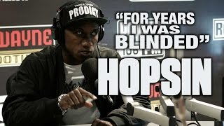 Hopsin Exposes The Dark Side Of Funk Volume & Damien Ritter
