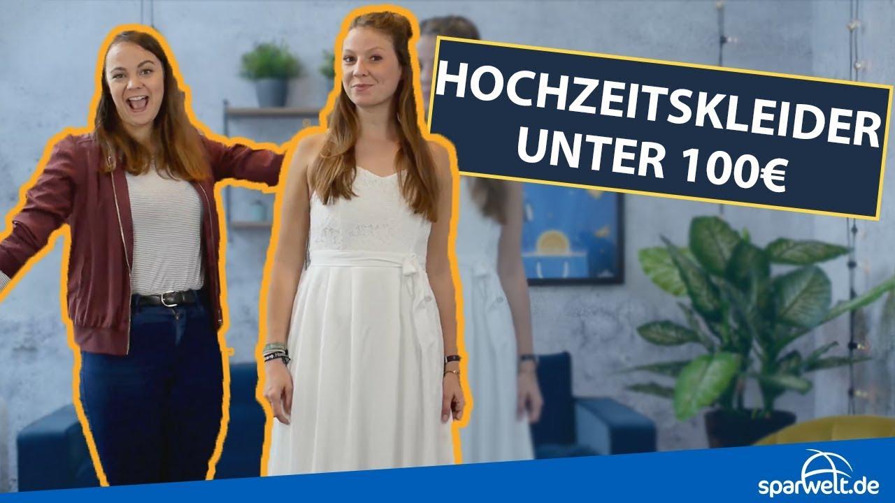 Test  17 Hochzeitskleider für unter 17 Euro 👰  About You, Zalando & Mango