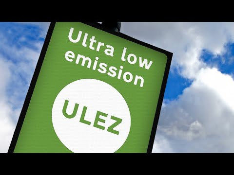 London ULEZ Exemption for your Motorcycle & Scooter (ULEZExempt.com)