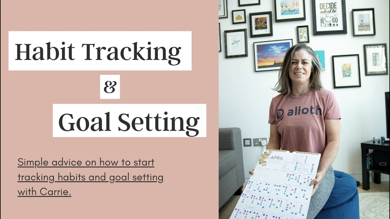 Simple Habit Tracking and Goal Setting Tips