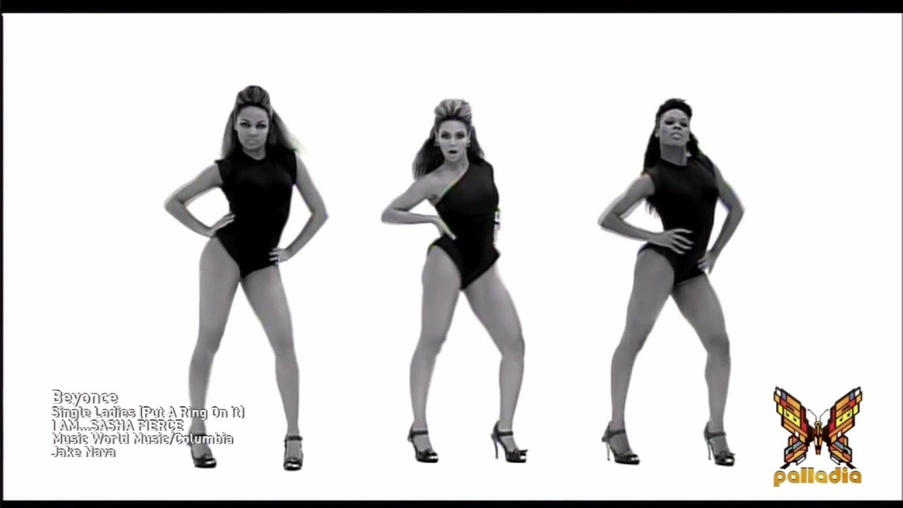 Beyonce Single Ladies Put A Ring On It Hd