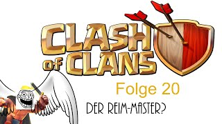 COC [020] - Der Reim-Master (Fredi) | Let`s Play Clash of Clans [Deutsch/HD]