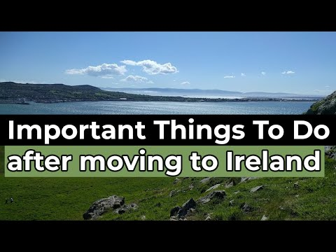 Important Things To Do After Moving To Ireland: PPS Number, Leap Card, Proof Of Address & More