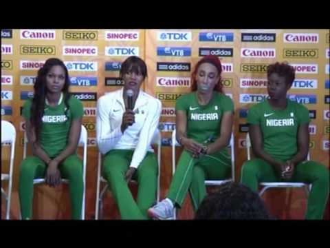 Nigeria's Preparation For The Rio 2016 Olympics