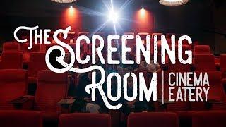 Screening Room - Cinema Message Video