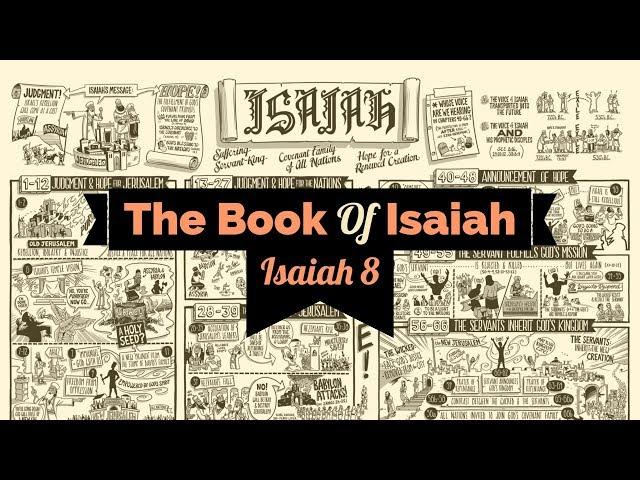 Bible Study: Isaiah 8 - Pastor Adam Blackstock