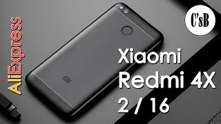 обзор смартфона Xiaomi Redmi 4 (2/16 Gb)
