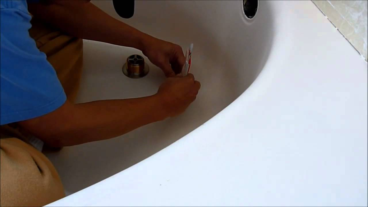 Replace Bath Tub Drain Stopper - YouTube