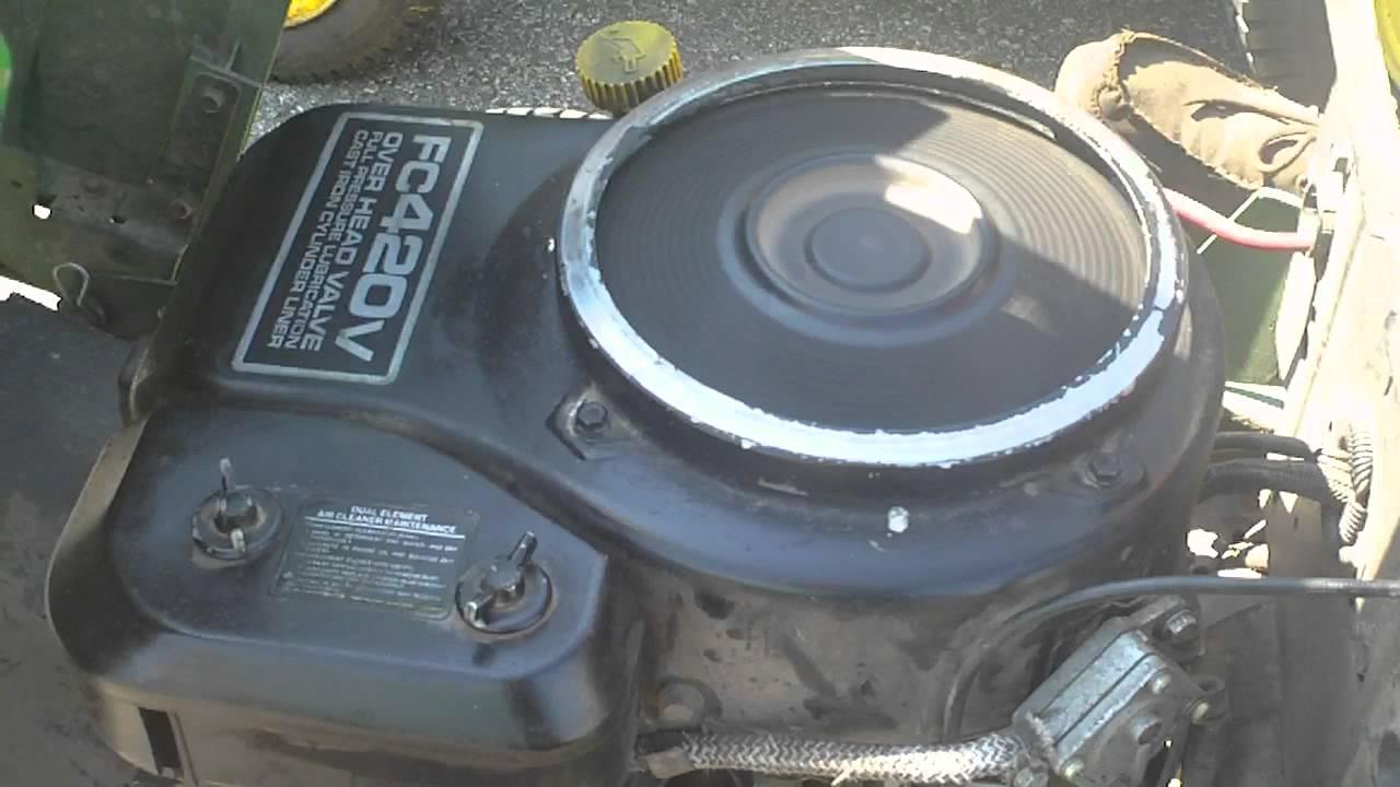 John Deere 14 Hp Kawasaki Engine | Shapeyourminds