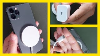 How To Use Apple Wireless Charger | iPhone 12 MagSafe Charger Tutorial