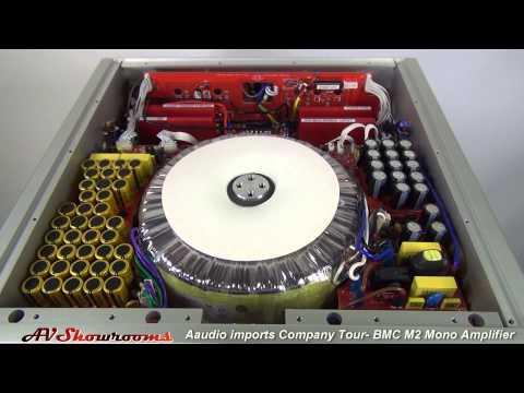 BMC M2 Mono Power Amplifier