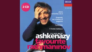 Rachmaninov: Rhapsody on a Theme of Paganini, Op.43