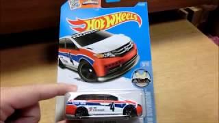 Hot Wheels Honda Odyssey