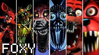 Download Evolution of Foxy in FNAF (2014-2018) Mp3 and Videos