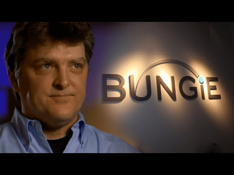 ex-Bungie next to 343 Industries