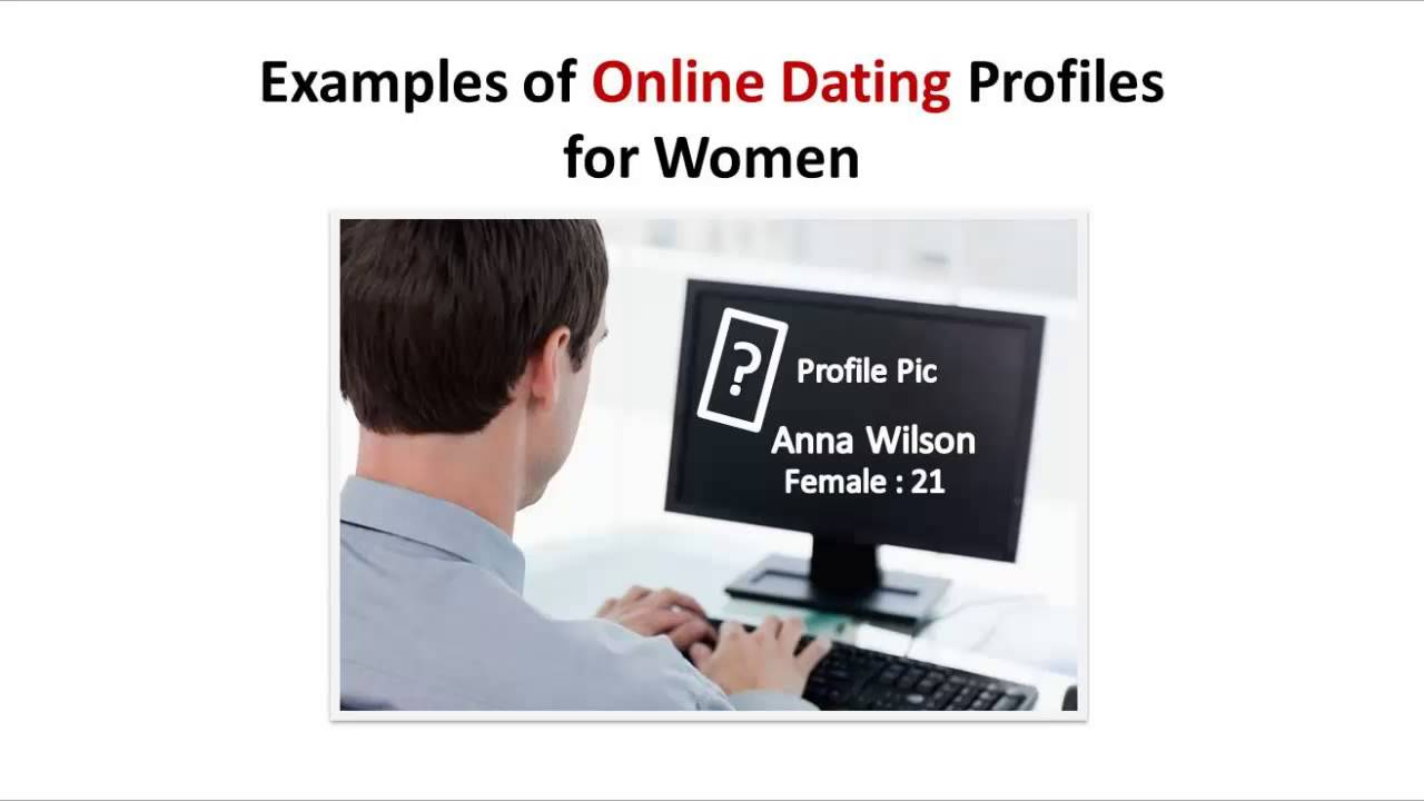 best online dating profile examples for females In finding the one online, i give you 7 hours of audio, a 180 page transcript, a 35 page workbook - and tips on everything from choosing the right site, to writing a compelling online dating profile, to taking the right photos, to flirting effectively via email so that every single person will want to meet you in person.