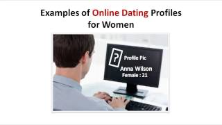 Good Online Dating Profiles for Women