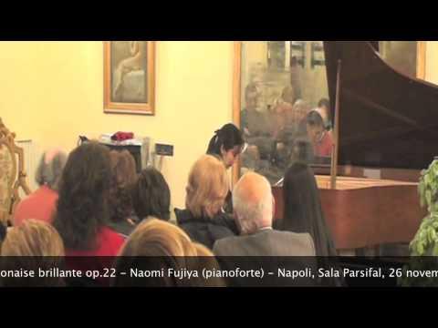 Fredrich Chopin - Andante spianato e Grande Polonaise brillante