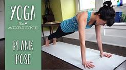 Plank Pose - Yoga With Adriene