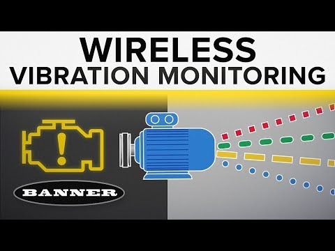 Wireless Vibration Monitoring And Predictive Maintenance Solutions