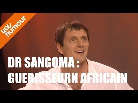 ERIC BOUVRON : Dr Sangoma, guérisseur africain