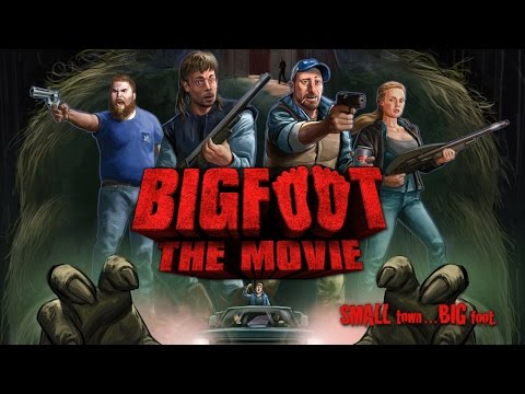 Bigfoot The Movie | Theatrical Preview