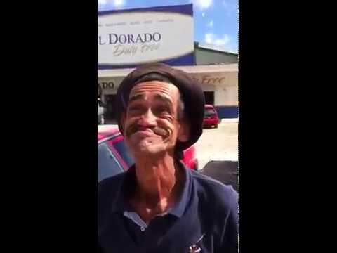 Video de risa:viejo haciendo tonterias