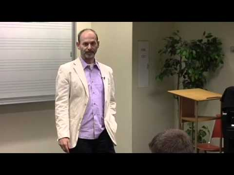 Wayne Kramer of MC5 Lecture  On MC5 and the Evolution of Pop Music