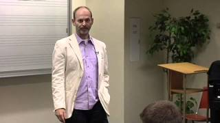 Wayne Kramer (of MC5) Lecture - On MC5 and the Evolution of Pop Music