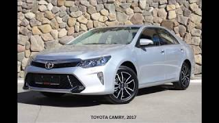 Emergency start and the addition by a compact programmer via OBD2 key for Toyota Camry (2017)