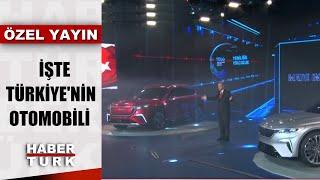 Cumhurbaşkanı Erdoğan Türkiye'nin otomobilini tanıttı