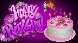Happy Birthday, Mary