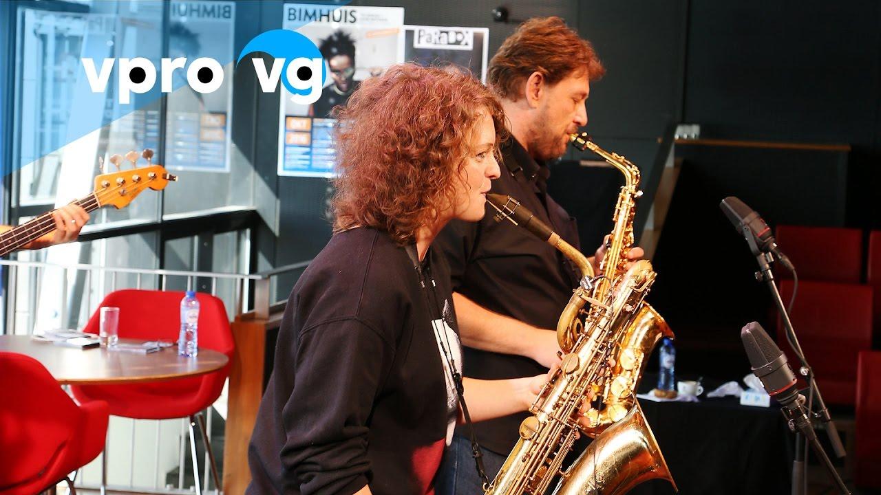 MaxSax - Tini Thomsen/ Long Ride (live @Bimhuis Amsterdam)
