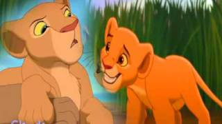 YOU MUST WATCH THIS *-*  .::Lion king 2 - Hannah Montana trailer::. ~ for Moscomoon666's contest ^^