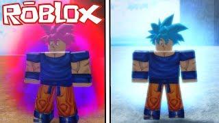 SSJ BLUE ET ROSE ! - Dragon Ball Ultimate Roblox